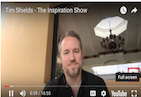 "What would your life look like if you had no fear? And how would your life be different if you always acted in alignment with your true self? If you've ever wished you had more courage to go after your dreams, then let this amazing episode of The Inspiration Show be your inspiring force. I talk to Tim Shields, author of the novel ""A Curious Year in the Great Vivarium Experiment"", about overcoming limitations. If you're tired of letting your fears get in the way of your dreams, then do yourself a favor and immerse yourself in this fascinating adventure."