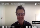 "What if I told you that by being still, and using the power of your mind, you could change the entire world? Well, it's possible, and this exclusive episode of The Inspiration Show reveals how! My guest is the founder of ""The Stillness Project"", Tom Cronin, and he discusses little-known benefits of meditation that could inspire you to practice it daily. If you want to discover how to use meditation as an instant tool for bringing about contentment, peace, and harmony, then don't miss this inspiring episode."