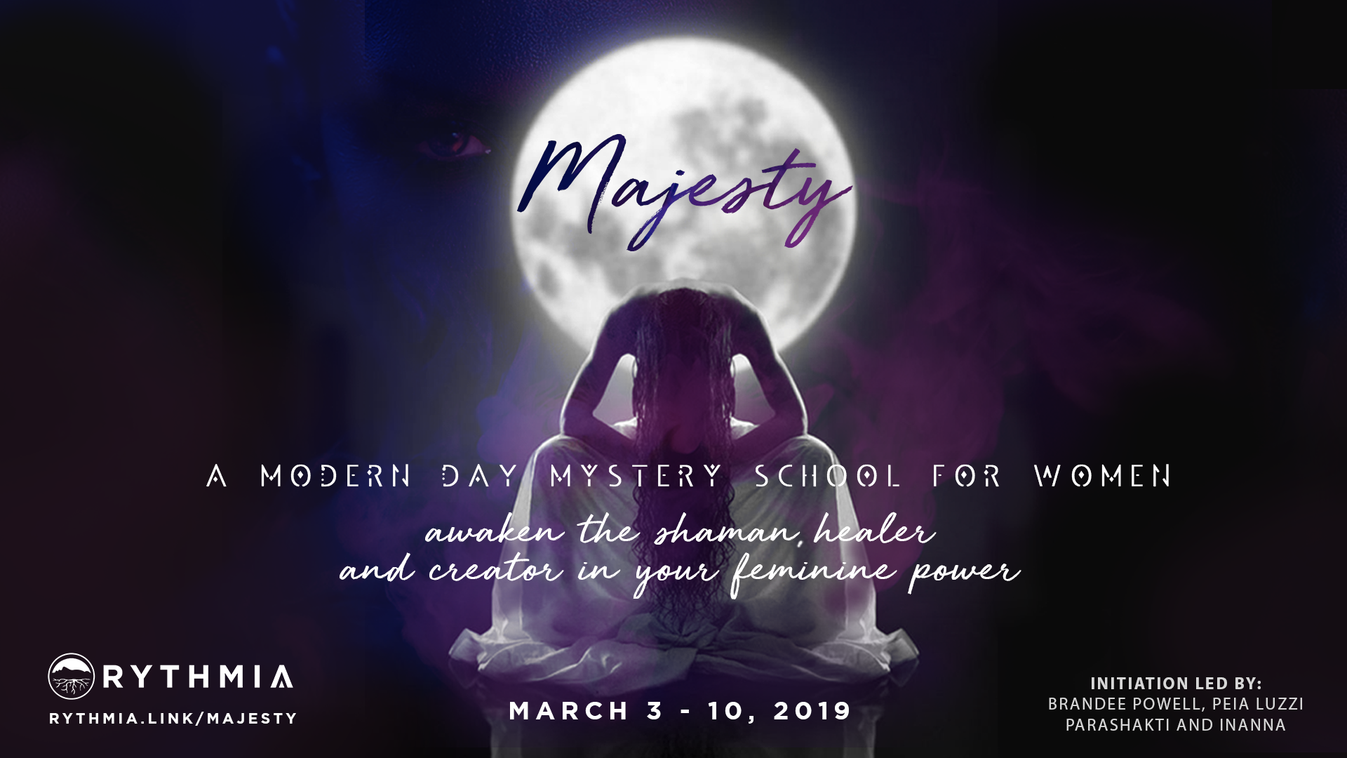 Majesty: A Modern Day Mystery School for Women